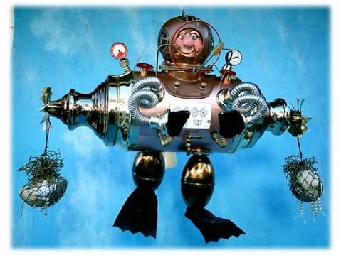 Percivals Submersible