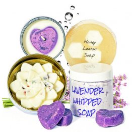 Lavender Expressions Bath and Body Spa Box