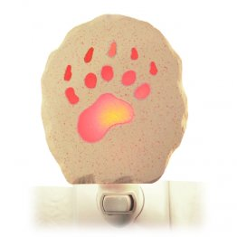 Bear Paw Nightlight