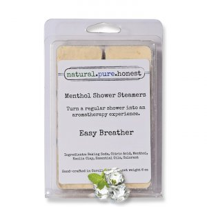 Easy Breather Shower Steamers 6-pk