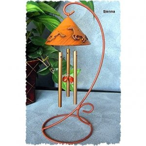 Saddle Up Solar Horse Chime in Sage or Sienna